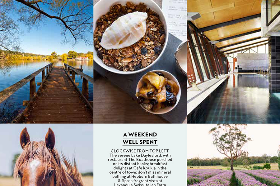 InStyle Magazine: Heart of the Country