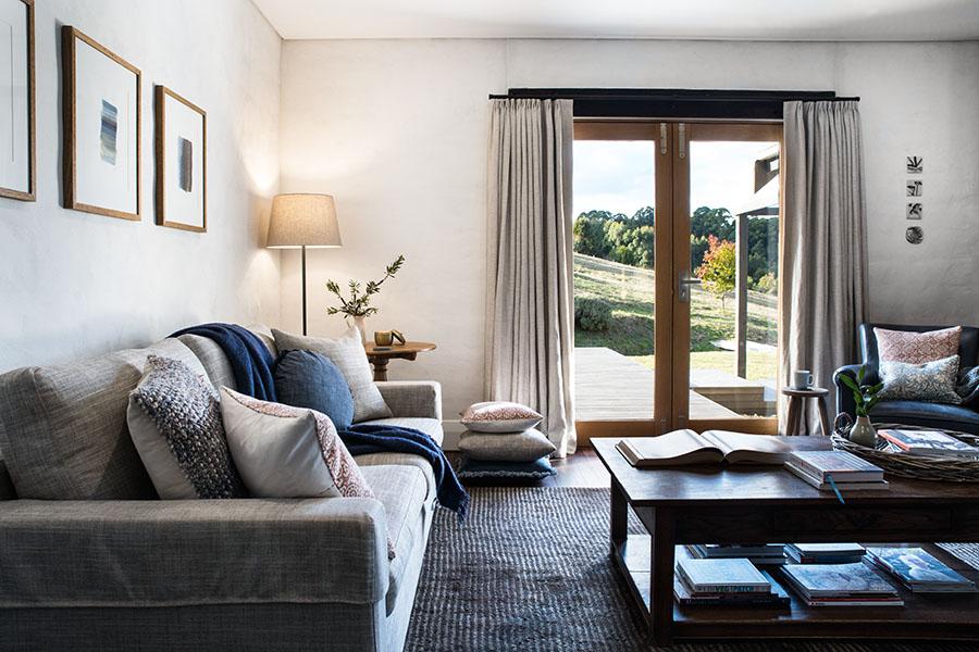 Three Paddocks: Eco-Smart Country Lodge