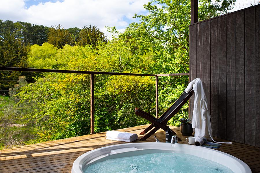 Daylesford Spa Villa 3: Relax, Refresh and Restore
